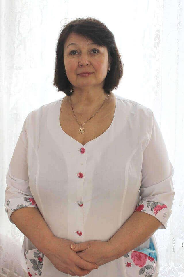 Макарова Марина Олександрівна Міська дитяча лікарня №5 детская больница Запорожье
