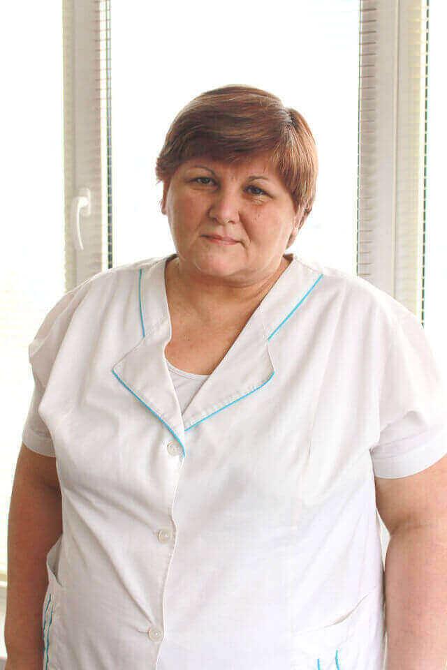 Мироненко Наталія Геннадіївна