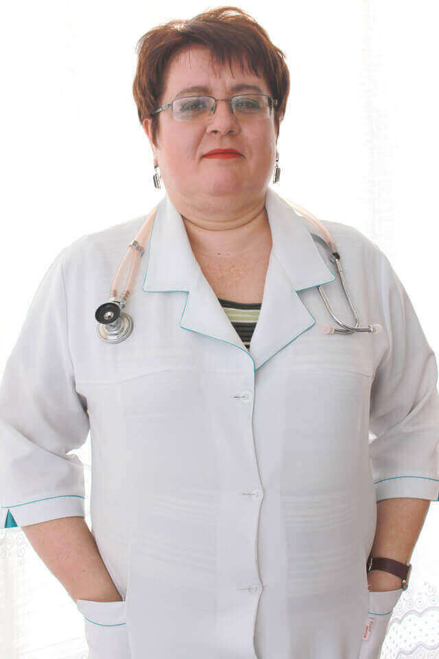 Герасимчук Тетяна Сергіївна Міська дитяча лікарня №5 детская больница Запорожье