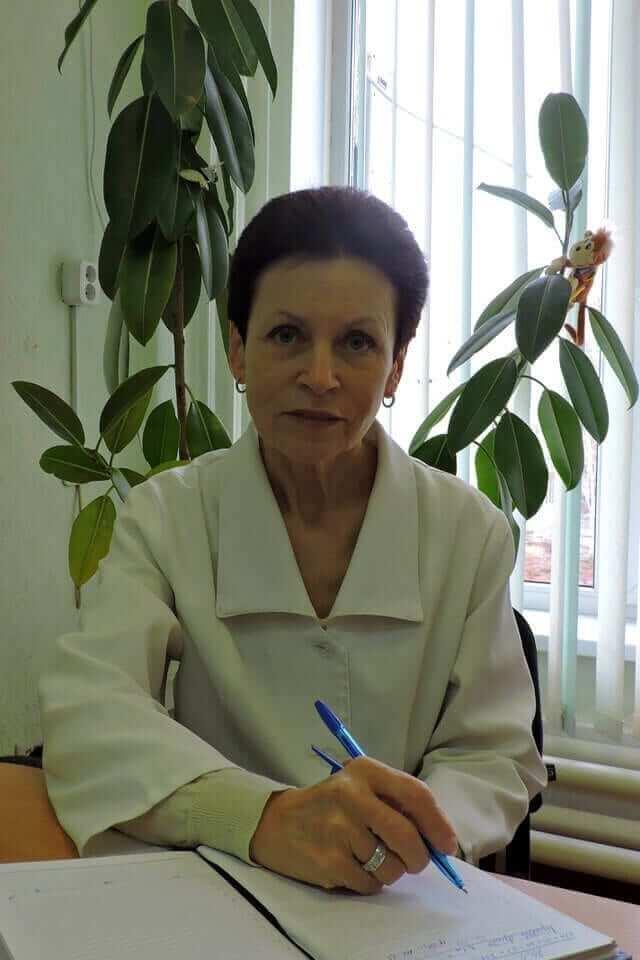 Бессікало Тетяна Григорівна Міська дитяча лікарня №5 детская больница Запорожье