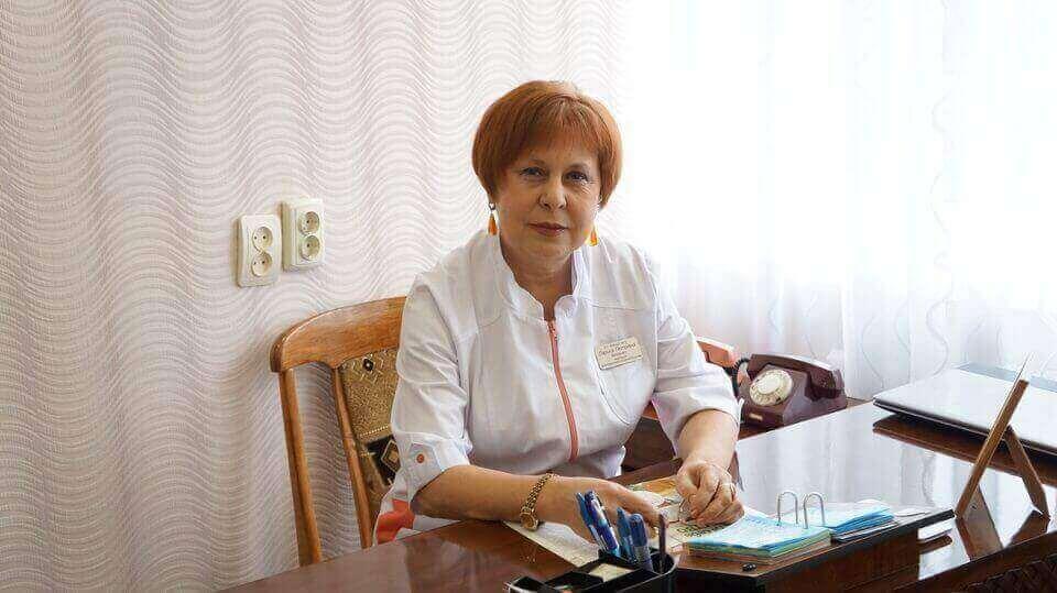 Вітенко Лариса Петрівна