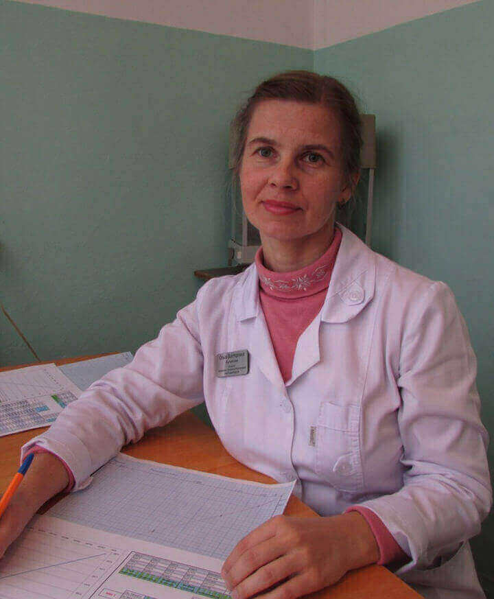 Кулакова Ольга Вікторівна Міська дитяча лікарня №5 детская больница Запорожье