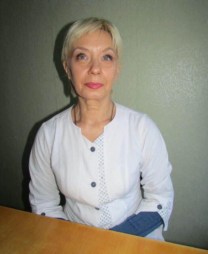 Ніколаєва Інна Анатоліївна