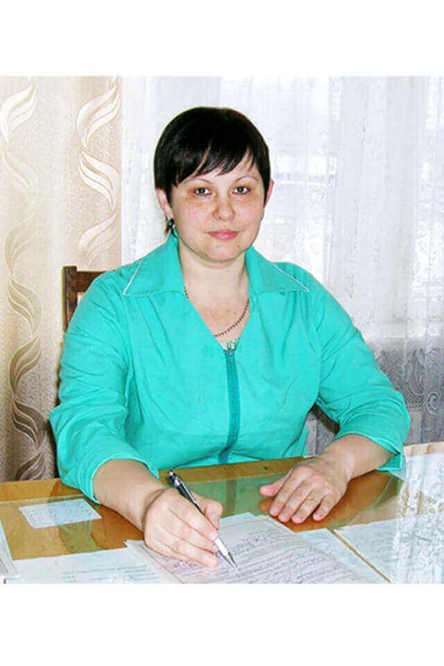 Хомич Ірина Василівна