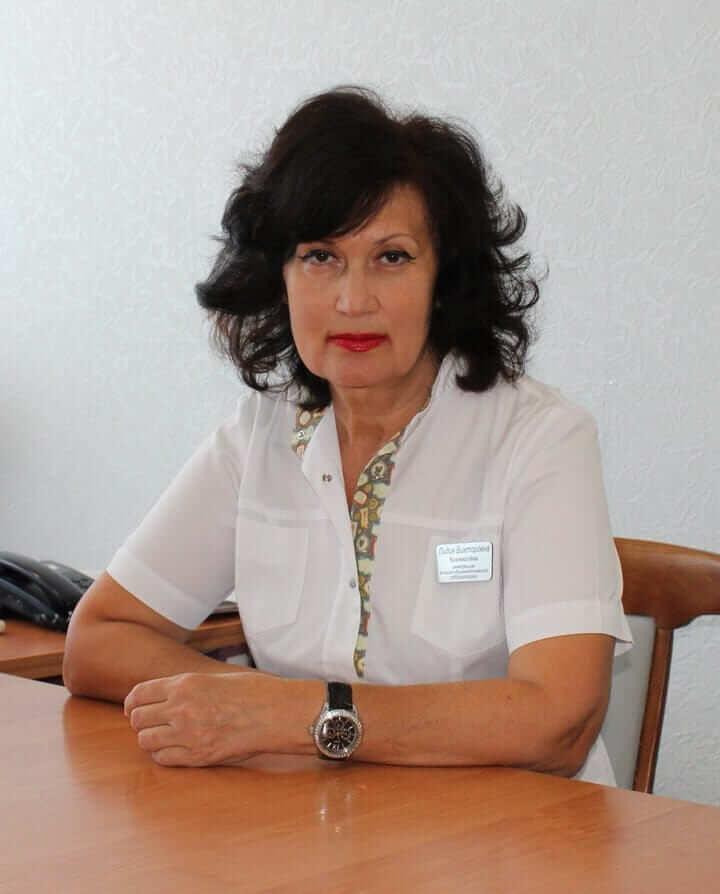 Крахмальова Лідія Вікторівна Міська дитяча лікарня №5 детская больница Запорожье