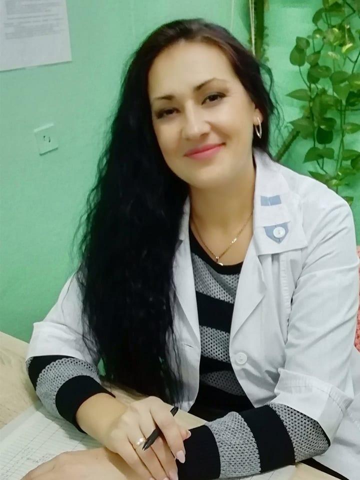 Годунова Яна Сергіївна Міська дитяча лікарня №5 детская больница Запорожье