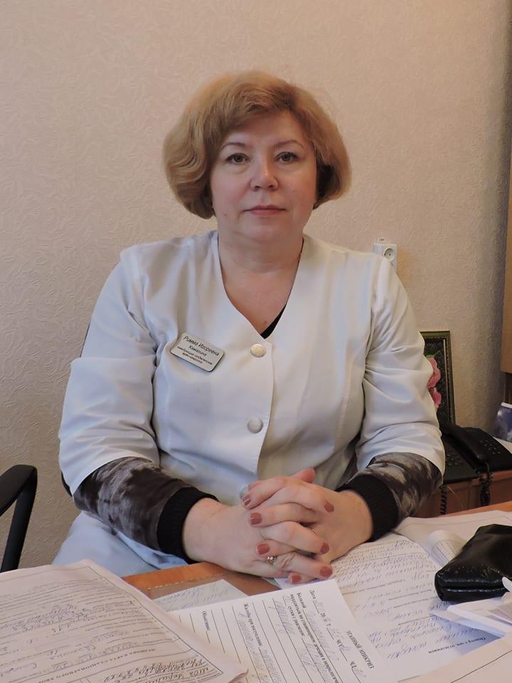 Камагіна Римма Ігорівна Міська дитяча лікарня №5 детская больница Запорожье