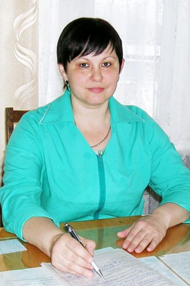 Хомич Ірина Василівна Міська дитяча лікарня №5 детская больница Запорожье