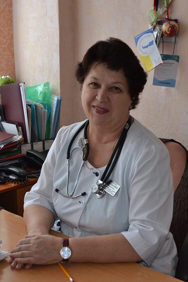 Лятуринська Ольга Василівна Міська дитяча лікарня №5 детская больница Запорожье