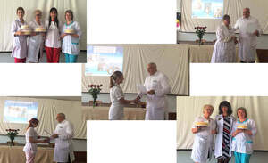 З міжнародним днем медичної сестри! Міська дитяча лікарня №5 детская больница Запорожье