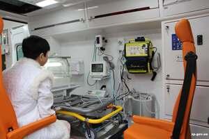 , Лікарня отримала новий сучасний реанімобіль для транспортування новонароджених, Міська  дитяча лікарня №5