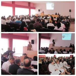 , Науково-практична конференція «Імунологічні читання», Міська  дитяча лікарня №5