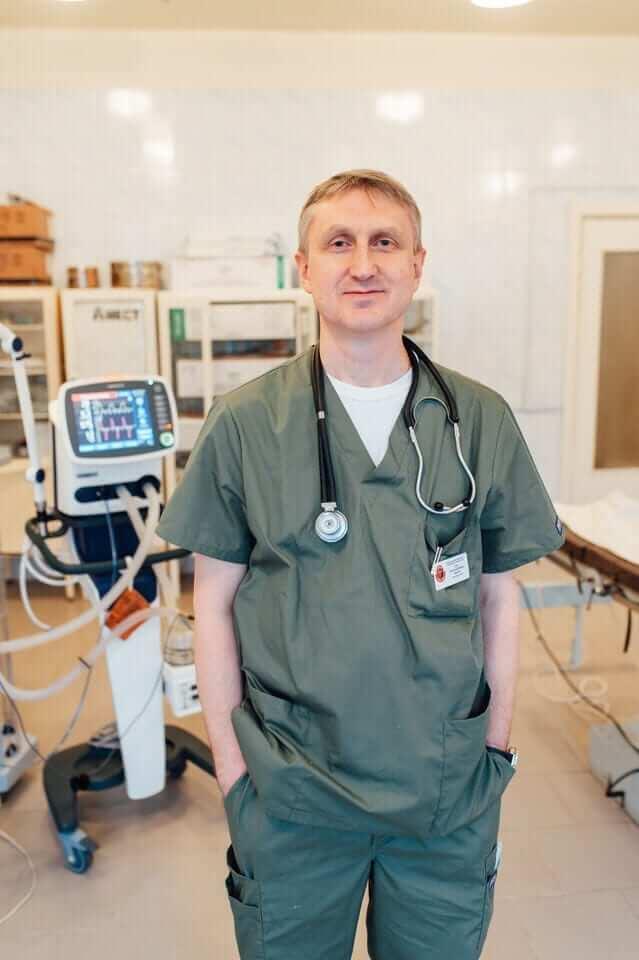 Буйний Ігор Олександрович