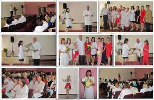 З Міжнародним днем медичної сестри Міська дитяча лікарня №5 детская больница Запорожье