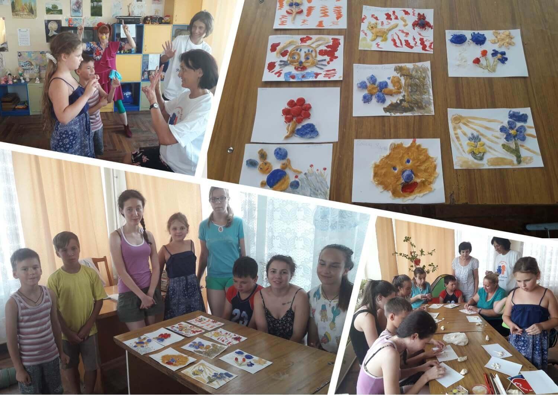 , Волонтери «Твори добро, Україно!» в гостях у пацієнтів лікарні, Міська  дитяча лікарня №5
