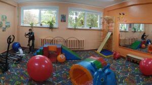 Відділення відновного лікування Міська дитяча лікарня №5 детская больница Запорожье