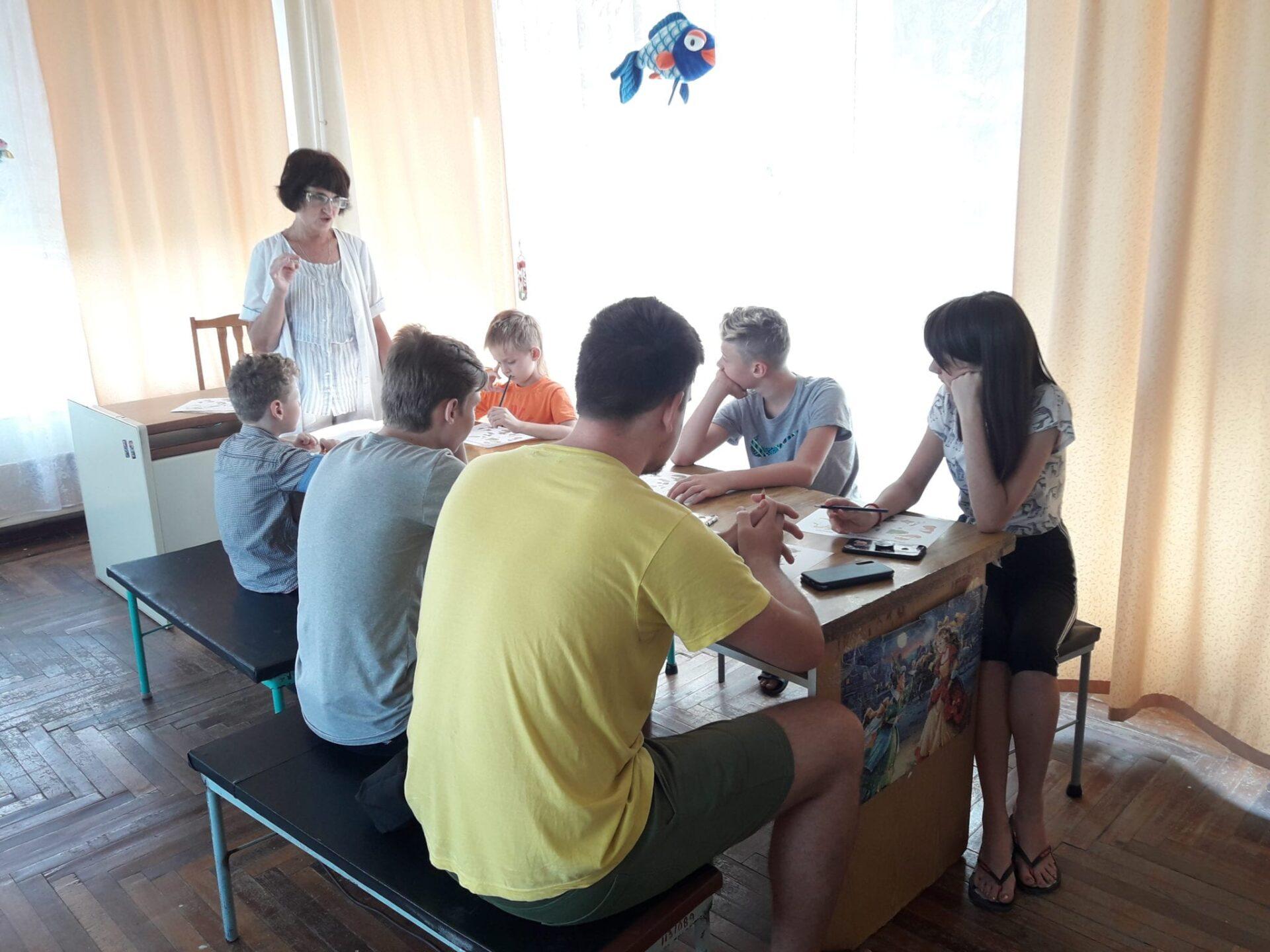 Вплив харчування та фізичної активності на якість здорового життя Міська дитяча лікарня №5 детская больница Запорожье