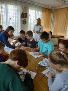У неврологічному відділені проведено тренінг «Установка на здоров'я» Міська дитяча лікарня №5 детская больница Запорожье