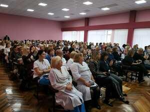 Впровадження в медичну практику європейських протоколів діагностики та лікування захворювань Міська дитяча лікарня №5 детская больница Запорожье