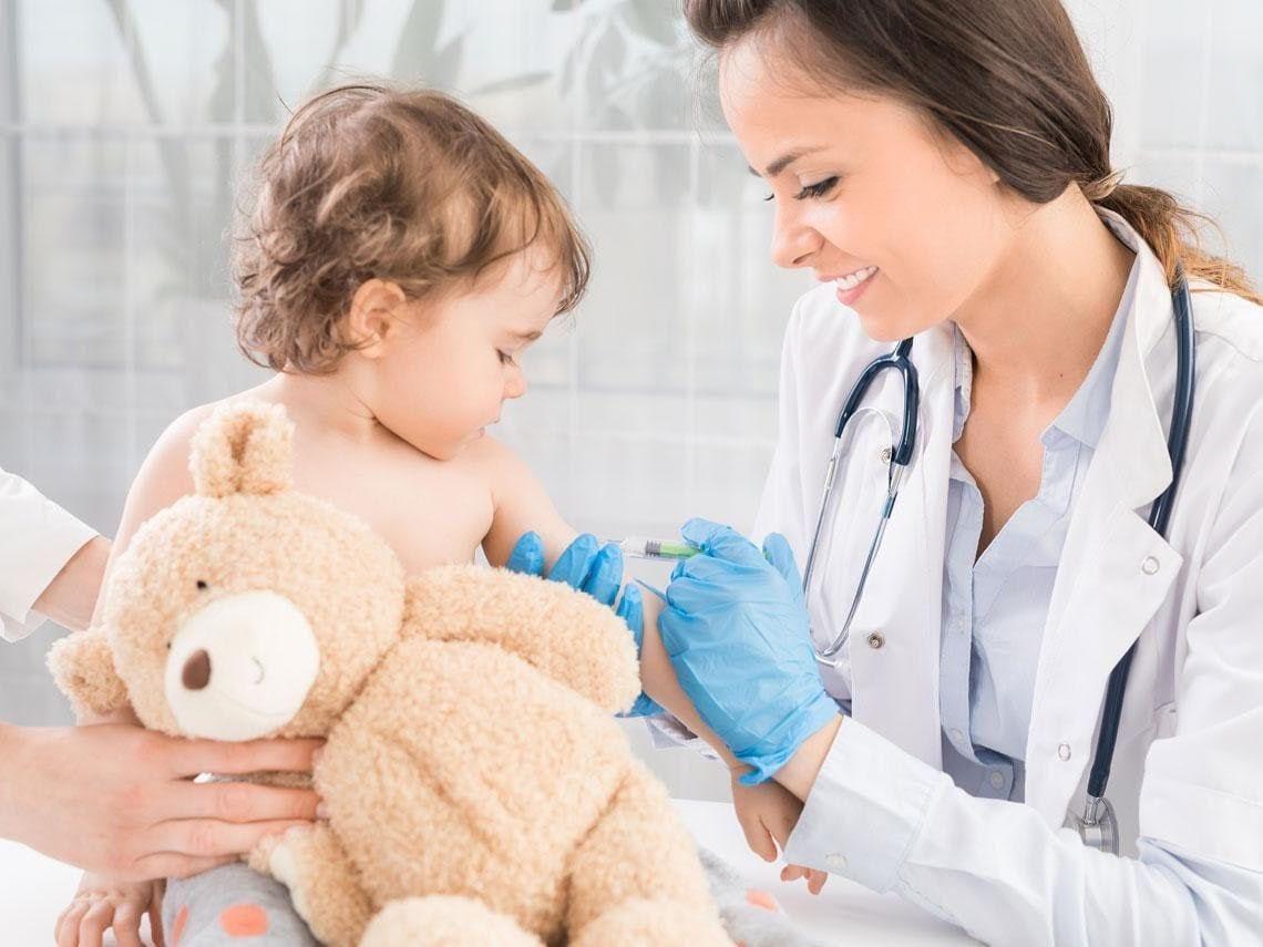 Вакцинація: від яких хвороб варто захиститись Міська дитяча лікарня №5 детская больница Запорожье