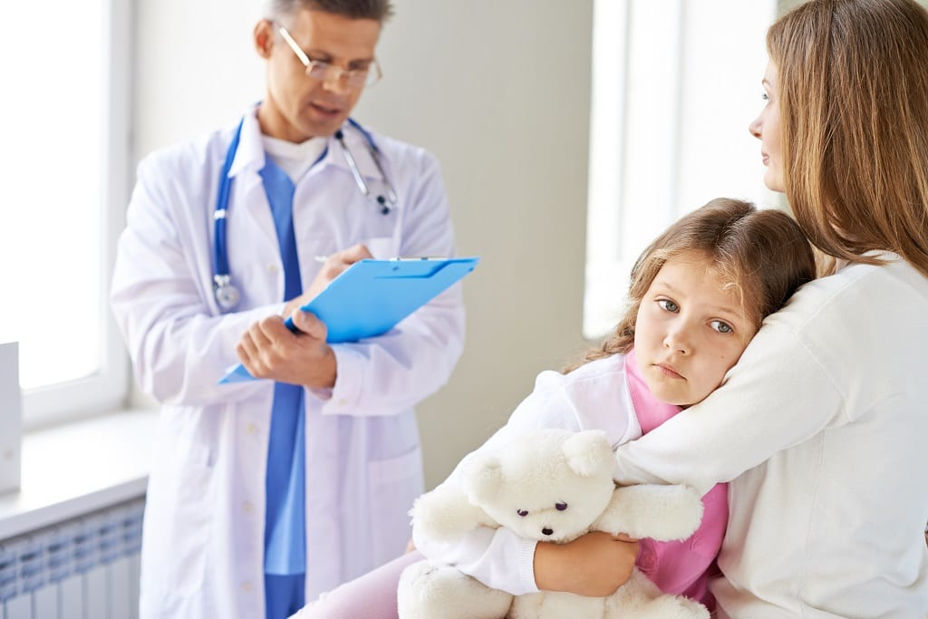 Що потрібно знати про грип Міська дитяча лікарня №5 детская больница Запорожье