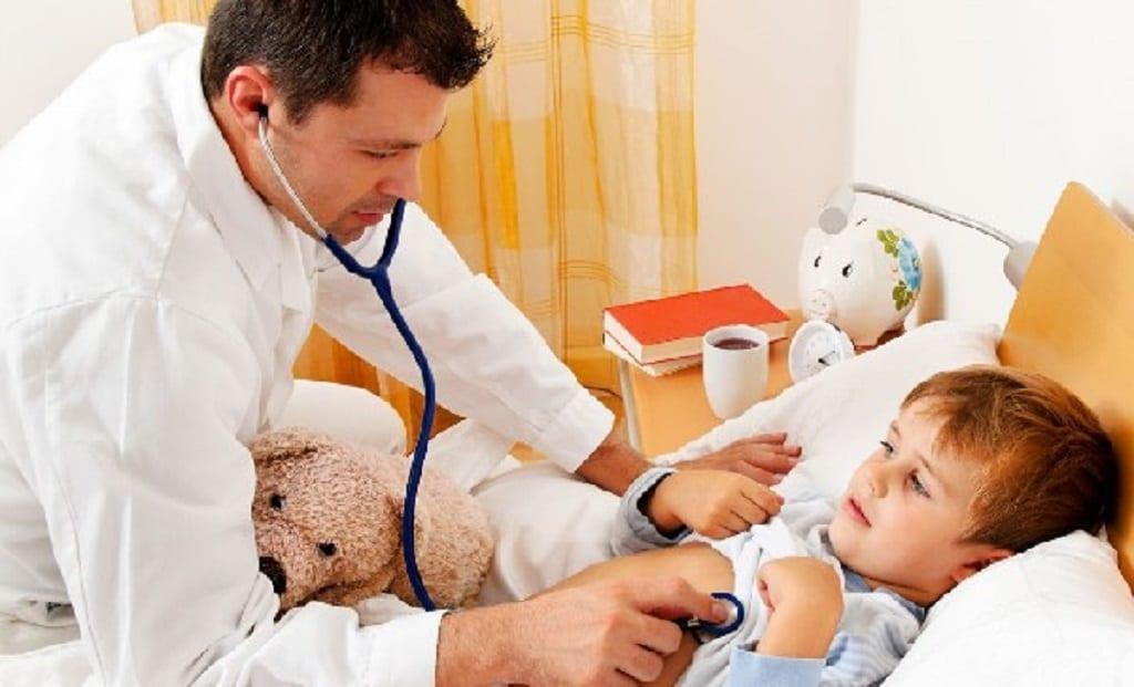 Скарлатина у дітей: симптоми і лікування, профілактика Міська дитяча лікарня №5 детская больница Запорожье