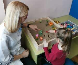 Пісочна терапія для дітей! Міська дитяча лікарня №5 детская больница Запорожье