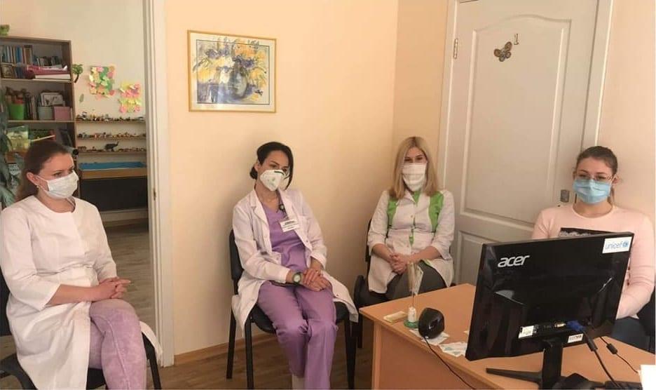 Всесвітній день здоров'я. Здорове харчування в умовах карантину Міська дитяча лікарня №5 детская больница Запорожье