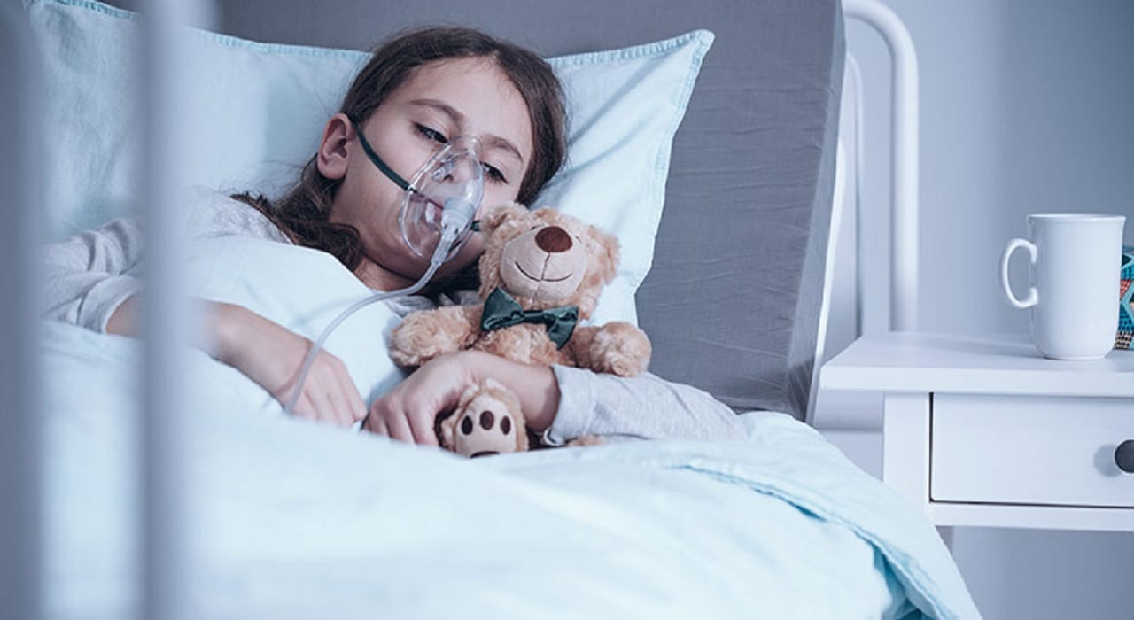 Найбільше дітей із підтвердженим діагнозом COVID-19 у віці 10–14 років Міська дитяча лікарня №5 детская больница Запорожье