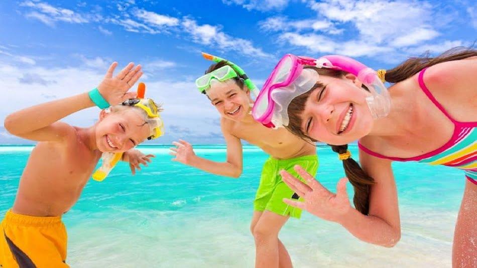 Рекомендації НСЗУ щодо безпечного відпочинку влітку Міська дитяча лікарня №5 детская больница Запорожье