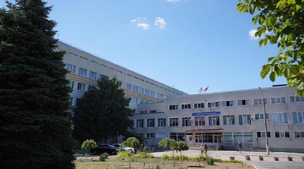 Проведення ремонтних робіт та нове обладнання в лікарні Міська дитяча лікарня №5 детская больница Запорожье