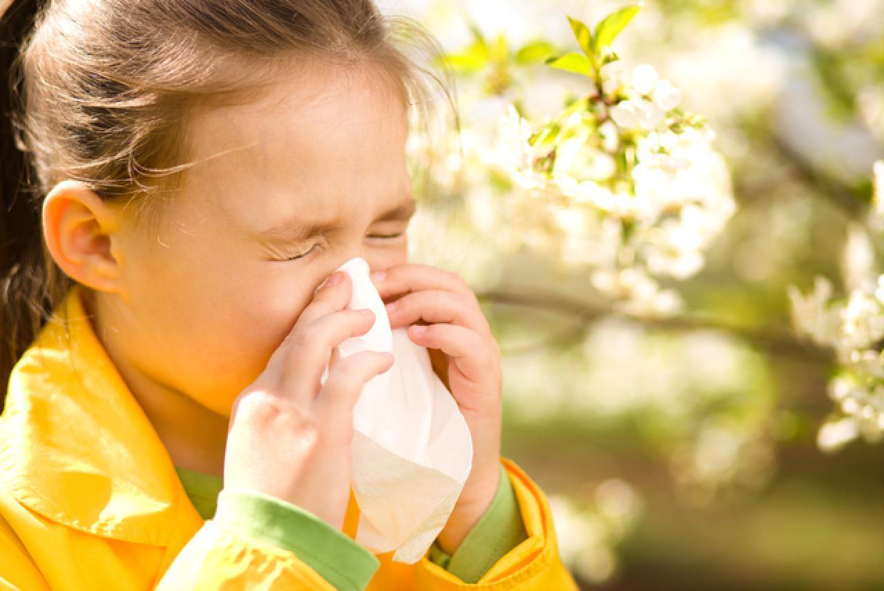 8 липня - Всесвітній день боротьби з алергією Міська дитяча лікарня №5 детская больница Запорожье
