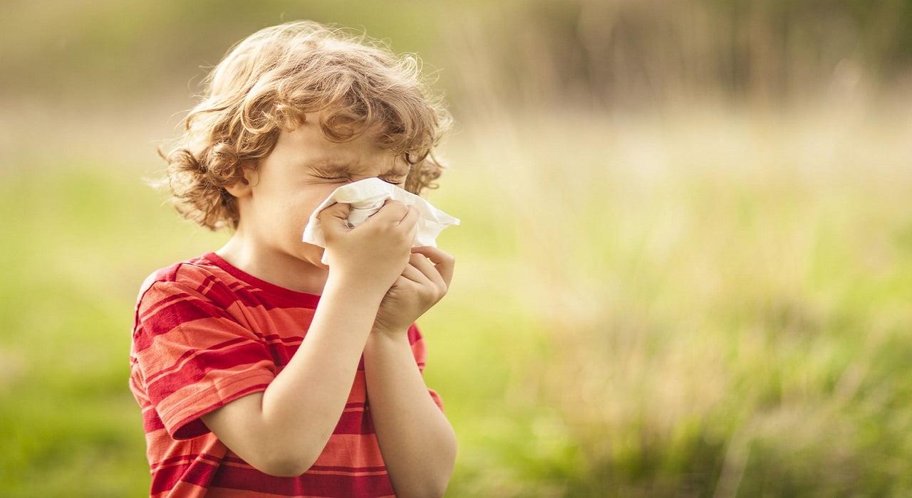 Сезонна алергія Міська дитяча лікарня №5 детская больница Запорожье