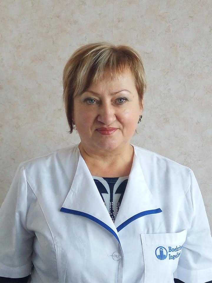 Садовец Олена Анатоліївна Міська дитяча лікарня №5 детская больница Запорожье