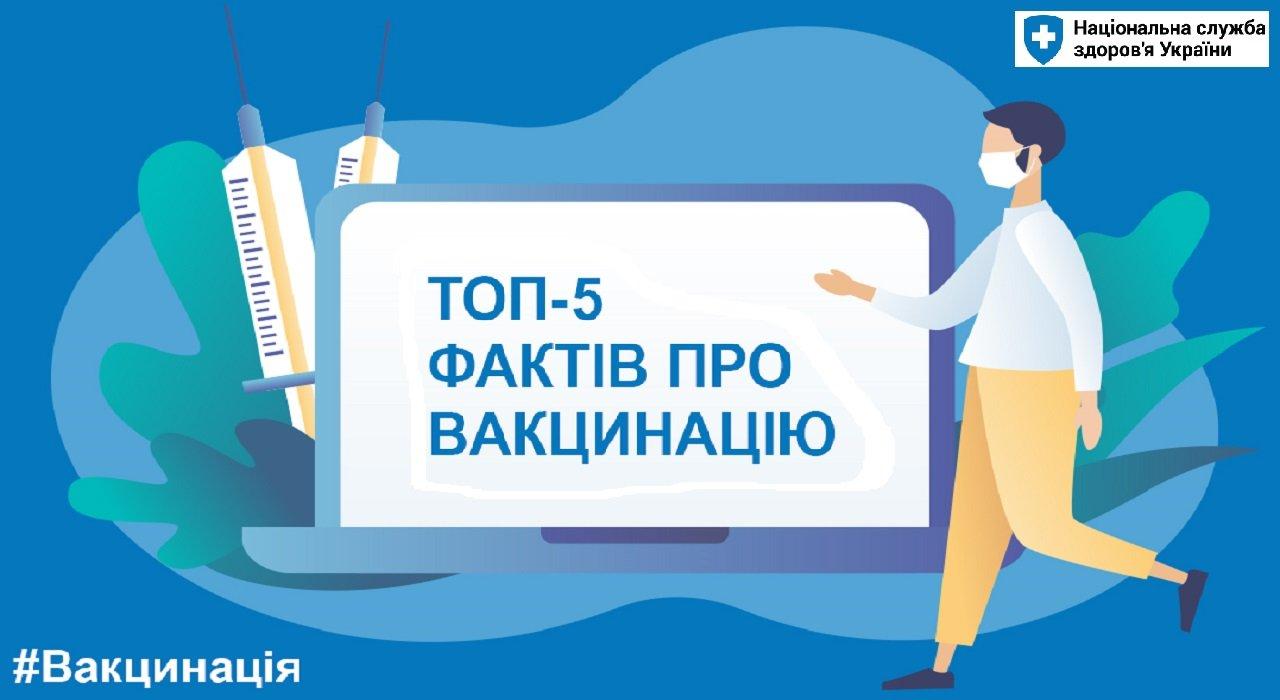 5 фактів про вакцинацію Міська дитяча лікарня №5 детская больница Запорожье