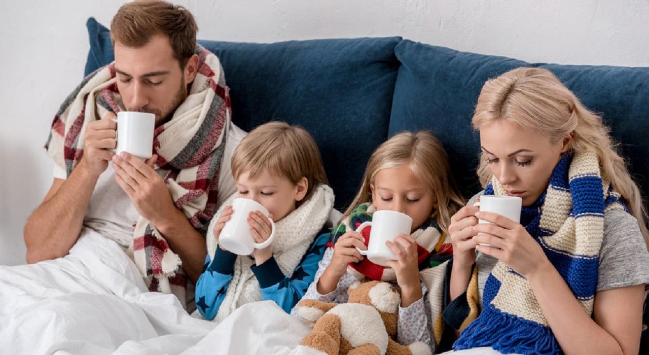 COVID-19 та грип: що спільного та як уберегтися Міська дитяча лікарня №5 детская больница Запорожье