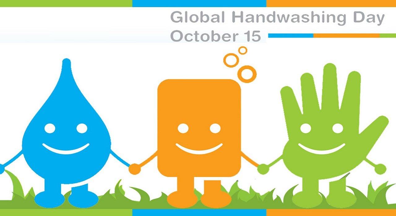 15 жовтня - Всесвітній день миття рук Міська дитяча лікарня №5 детская больница Запорожье