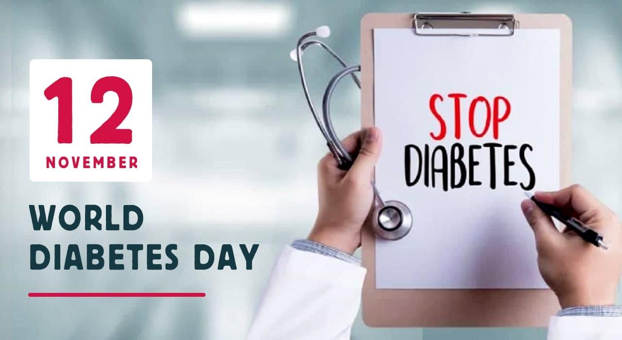 14 листопада – Всесвітній день боротьби з цукровим діабетом Міська дитяча лікарня №5 детская больница Запорожье