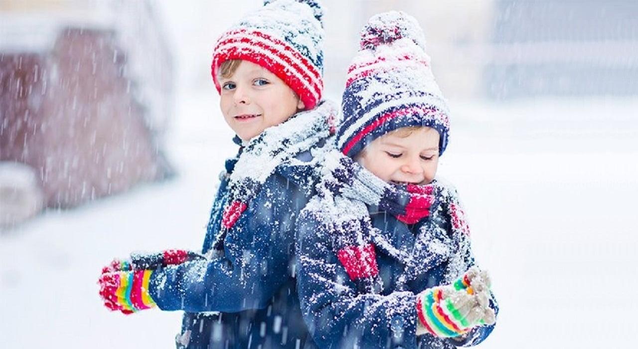 Переваги зимових прогулянок Міська дитяча лікарня №5 детская больница Запорожье